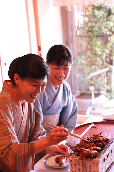 大人の遠足@祇園「白梅」2017春_b0208604_20131093.jpg