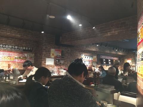 神戸・いきなりステーキ・串焼焼鳥TORIDORI 神戸三宮_e0115904_11555388.jpg