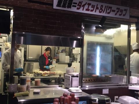 神戸・いきなりステーキ・串焼焼鳥TORIDORI 神戸三宮_e0115904_12002680.jpg