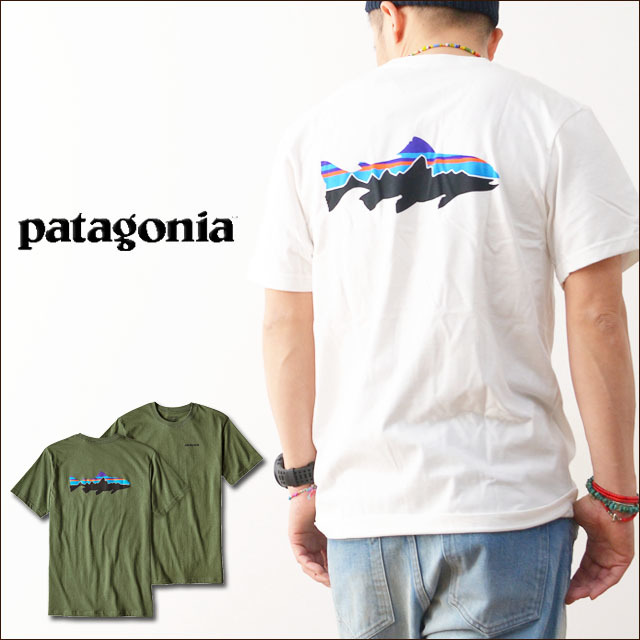 patagonia [パタゴニア正規代理店] MEN\'S FITZ ROY TROUT COTTON T-SHIRT [38821] MEN\'S_f0051306_21280401.jpg