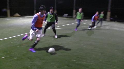 UNO 4/18(火) at UNOフットボールファーム_a0059812_13045257.jpg