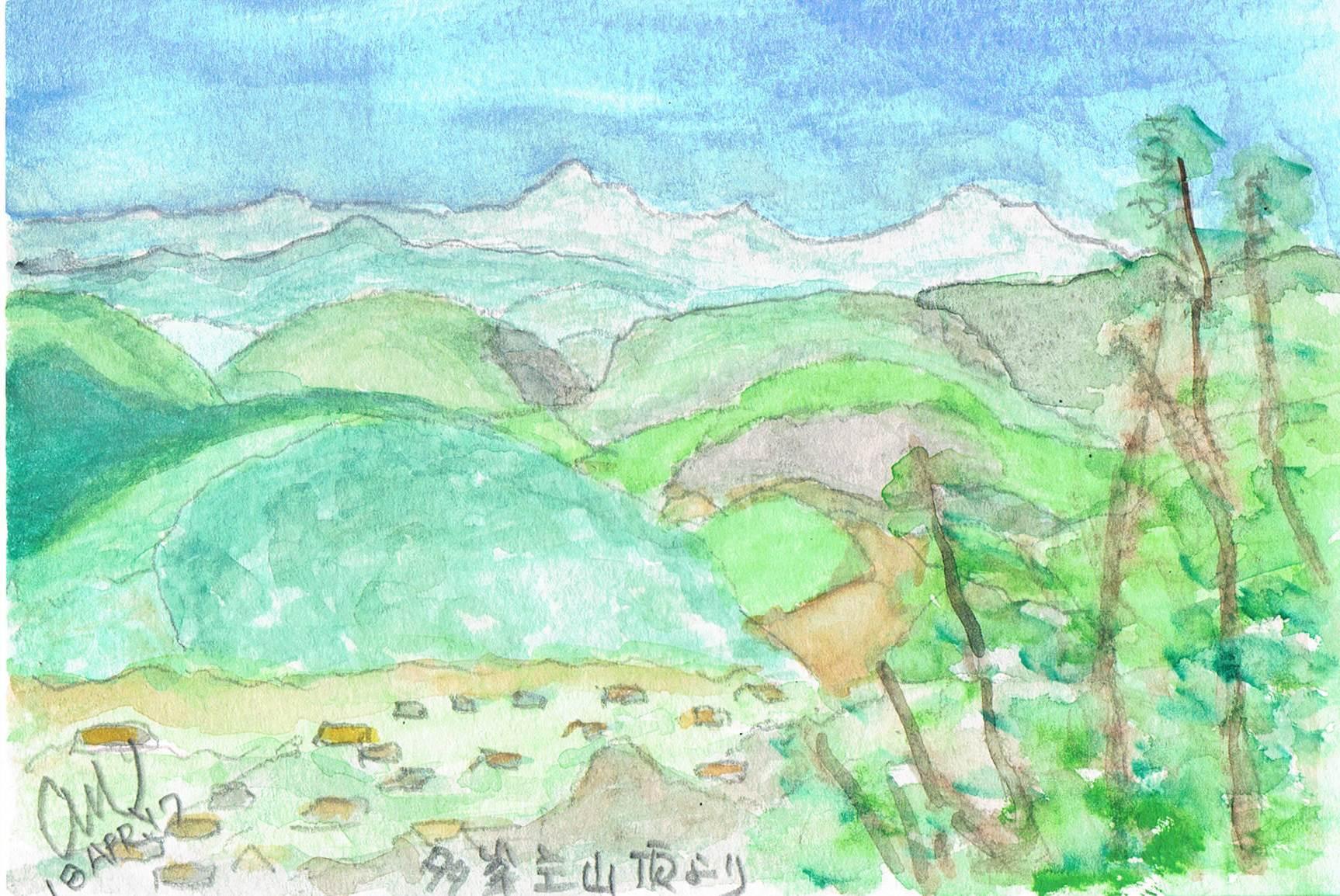 多峯主山よりの遠望_e0232277_10394513.jpg