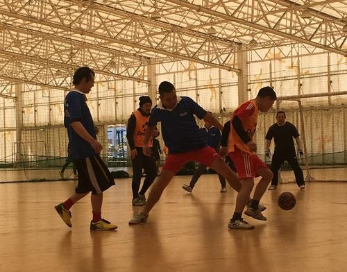 3/12スポーツ交流会(フットサル大会)_a0143094_1171265.jpg