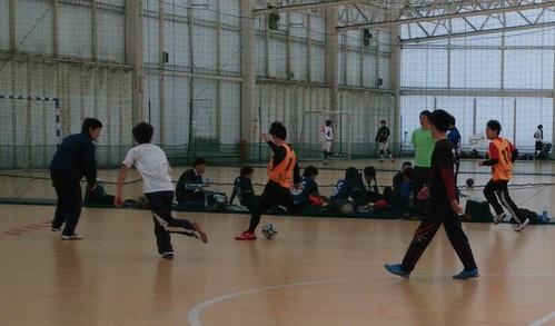 3/12スポーツ交流会(フットサル大会)_a0143094_1175047.jpg