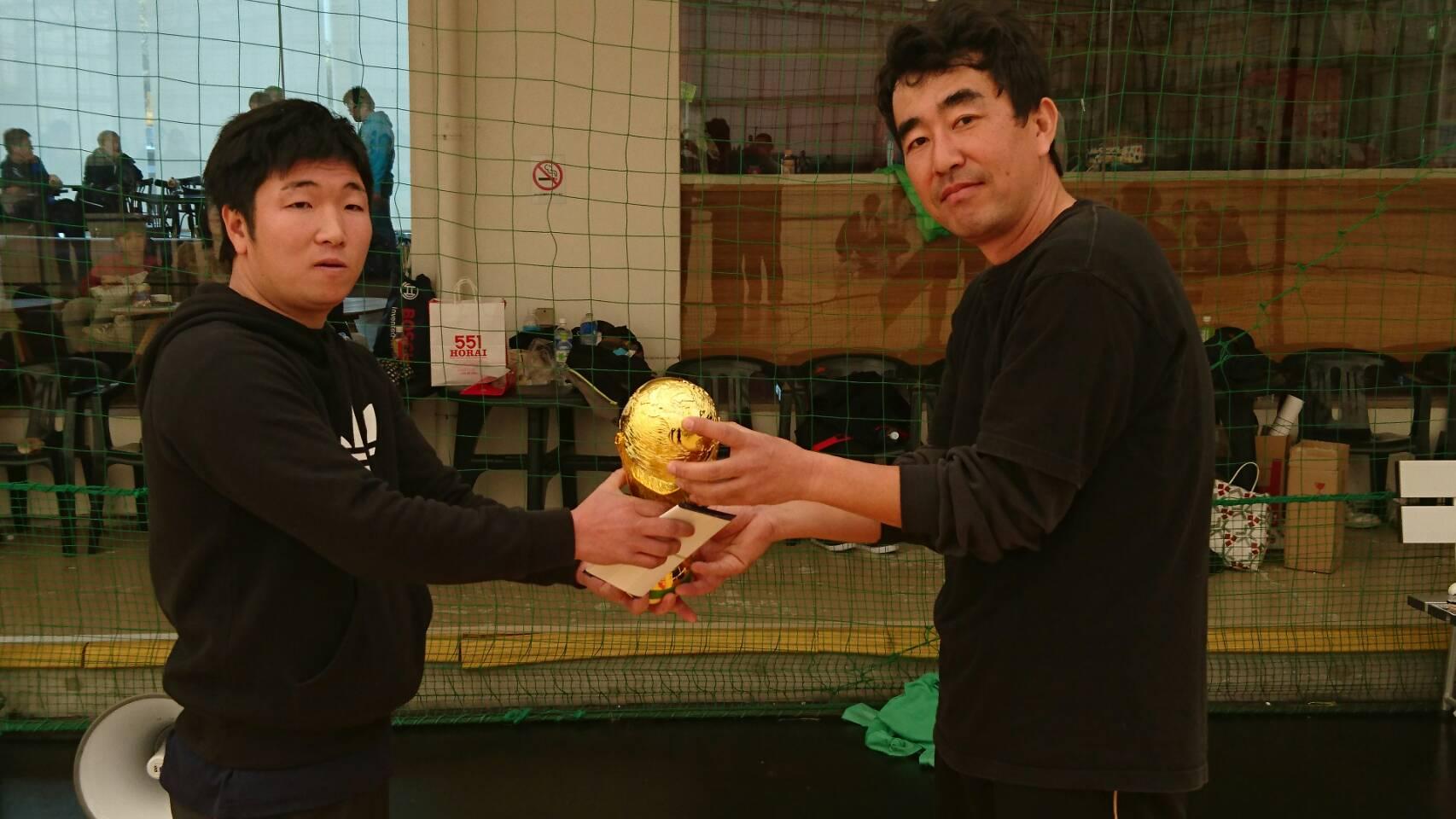 3/12スポーツ交流会(フットサル大会)_a0143094_1183568.jpg