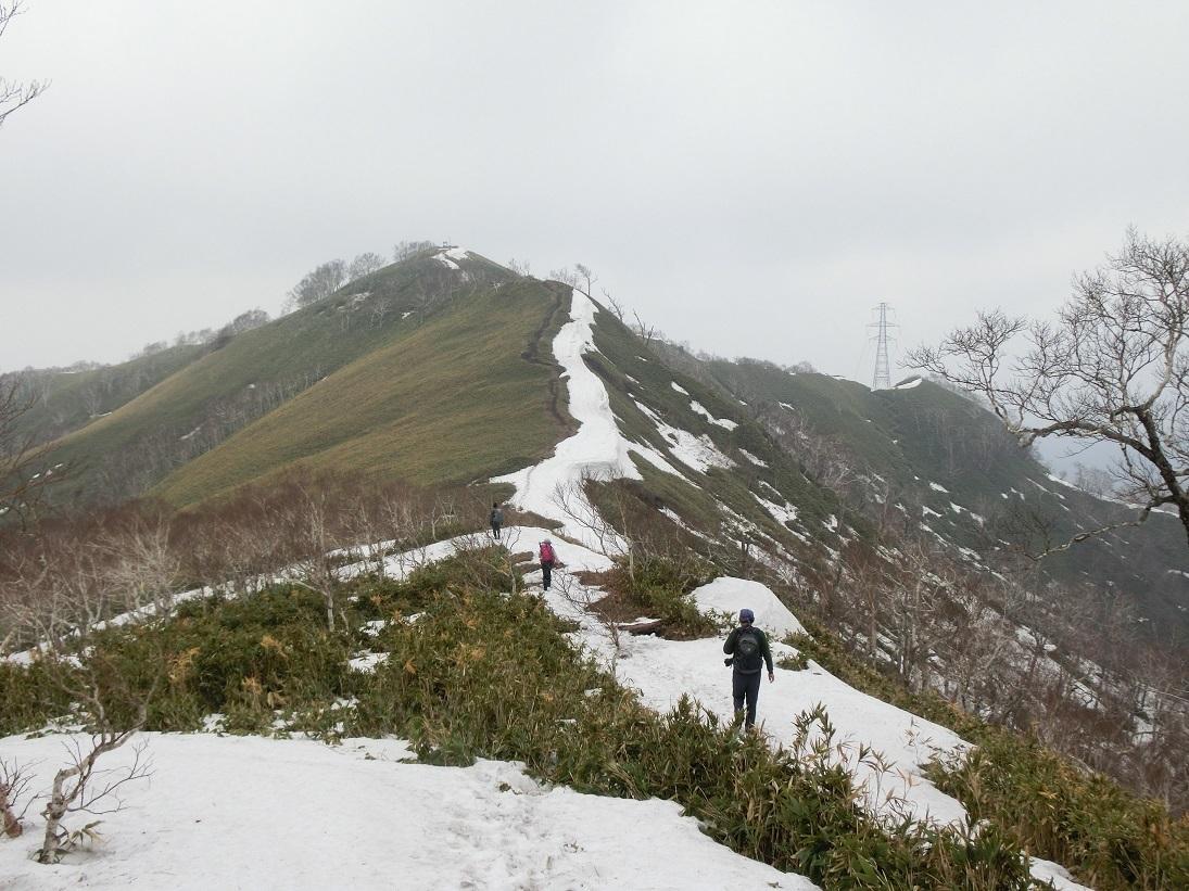 伊達紋別岳、2017.4.16-同行者からの写真-_f0138096_19522999.jpg
