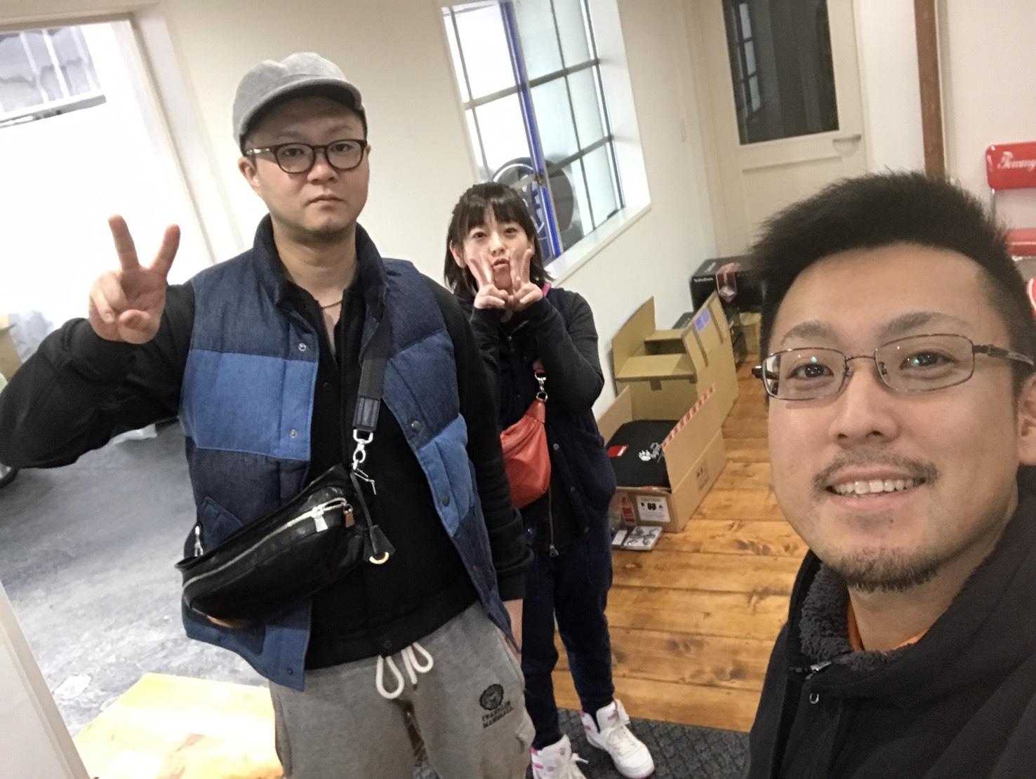 4月20日(木)TOMMY BASE ともみブログ☆レクサス ランクル カスタム!!_b0127002_22224983.jpg