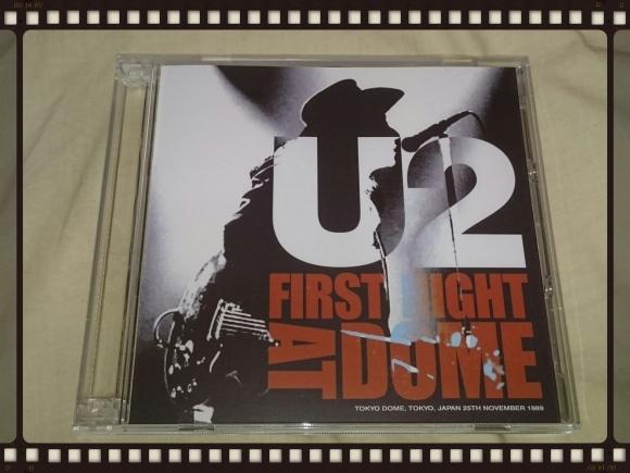 U2 / FIRST NIGHT AT DOME_b0042308_18373044.jpg