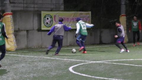 UNO 4/19(水) at UNOフットボールファーム_a0059812_12553154.jpg
