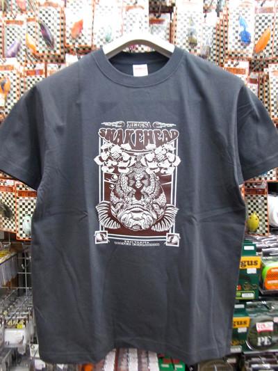 [アパレル]八百板浩司×MedusaコラボTシャツ入荷。_a0153216_1841342.jpg