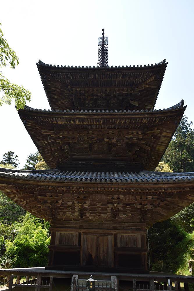 太平記を歩く。 その59 「法華山一乗寺」 兵庫県加西市_e0158128_17103236.jpg