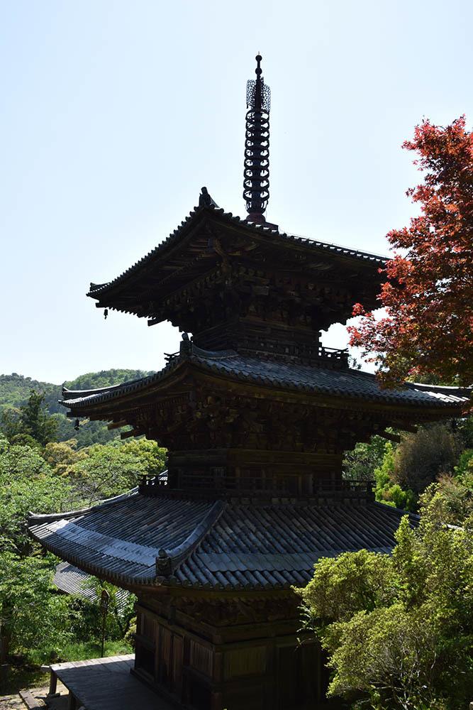 太平記を歩く。 その59 「法華山一乗寺」 兵庫県加西市_e0158128_17113036.jpg