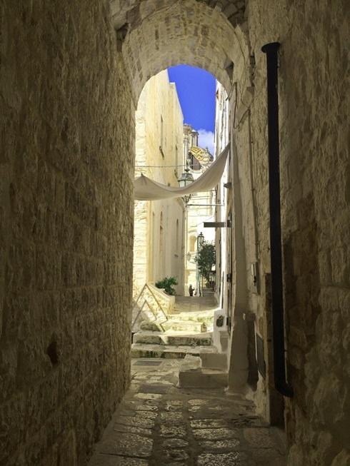 2017南イタリア旅行記13 プーリア①Ostuniでわんこアンティパスト_d0041729_22191635.jpg
