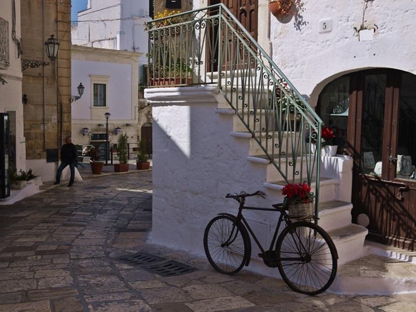 2017南イタリア旅行記13 プーリア①Ostuniでわんこアンティパスト_d0041729_22192886.jpg