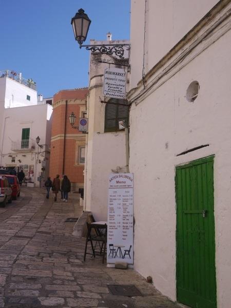 2017南イタリア旅行記13 プーリア①Ostuniでわんこアンティパスト_d0041729_22202293.jpg