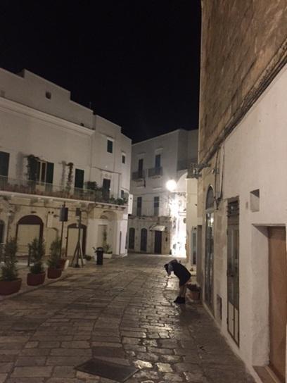 2017南イタリア旅行記13 プーリア①Ostuniでわんこアンティパスト_d0041729_22531709.jpg