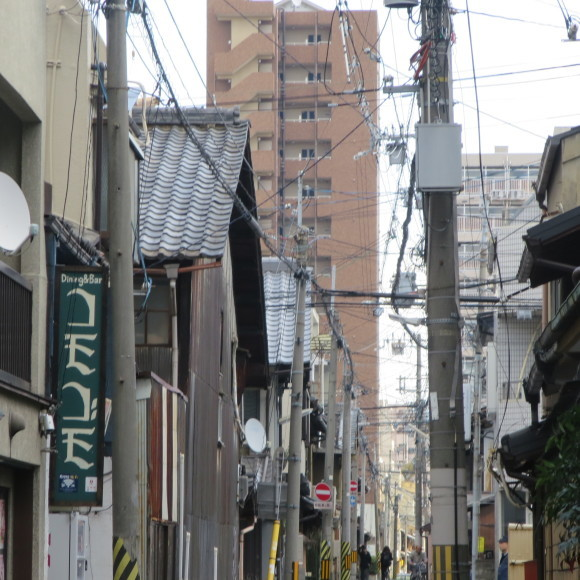 京都一人旅~上がる門には病来る~_c0001670_20415917.jpg