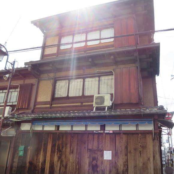 京都一人旅~上がる門には病来る~_c0001670_20432062.jpg