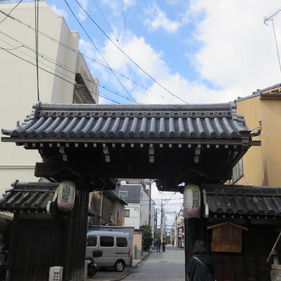 京都一人旅~上がる門には病来る~_c0001670_20450510.jpg