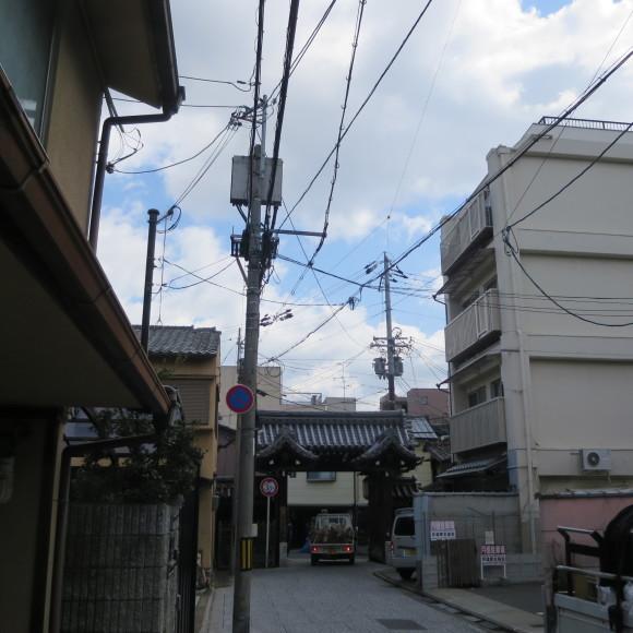 京都一人旅~上がる門には病来る~_c0001670_20453220.jpg
