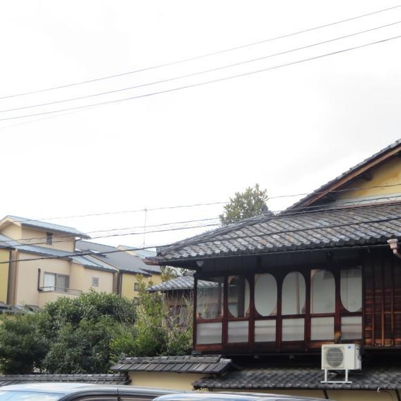 京都一人旅~上がる門には病来る~_c0001670_20455203.jpg