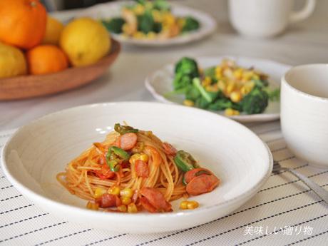 イタリアンランチ ~6月料理レッスン~_a0216871_13394594.jpg