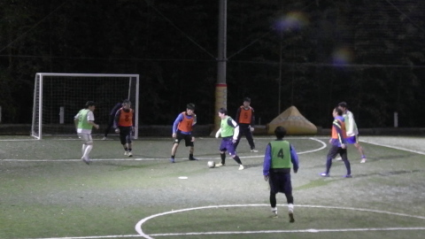 UNO 4/20(木) at UNOフットボールファーム_a0059812_12064033.jpg