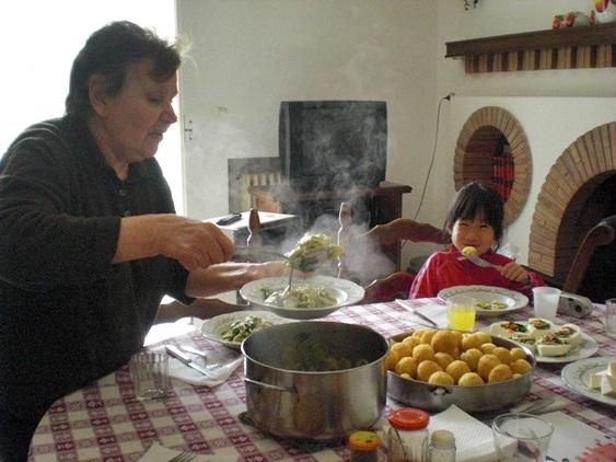 2017南イタリア旅行記15 プーリア③擬似親戚のおうち_d0041729_20493230.jpg