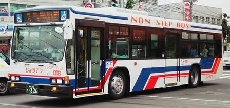 札幌市交通局 いすゞKC-LV832N +IBUS_e0030537_23224283.jpg