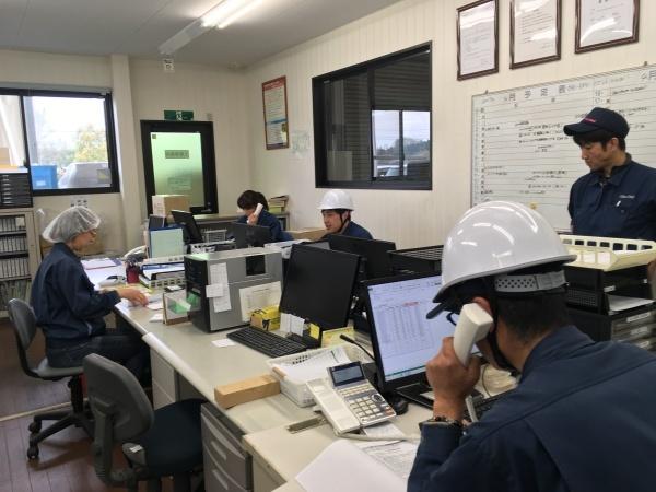 甲南工場の定期消防訓練_b0100062_14160439.jpg
