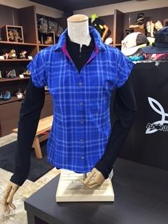 カワイイ、女性用の半袖シャツ、入荷しました!_a0353466_15044642.jpg
