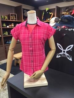 カワイイ、女性用の半袖シャツ、入荷しました!_a0353466_15045456.jpg