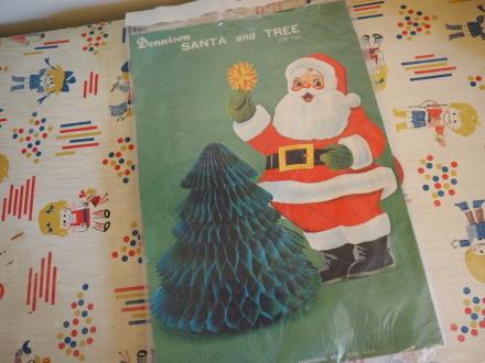 Vintage紙物サンタ@東スリフト巡り_e0183383_15204001.jpg