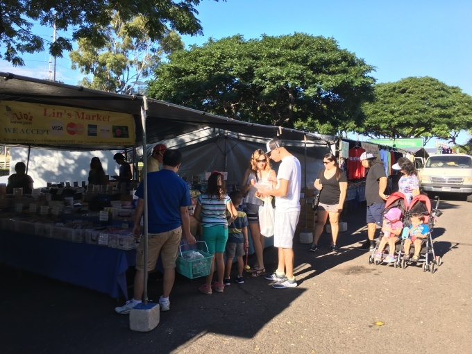 2017正月ハワイ~アロハスアタジアム スワップミートでお買い物~_f0011498_15512178.jpg