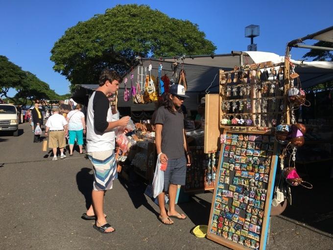 2017正月ハワイ~アロハスアタジアム スワップミートでお買い物~_f0011498_15513161.jpg