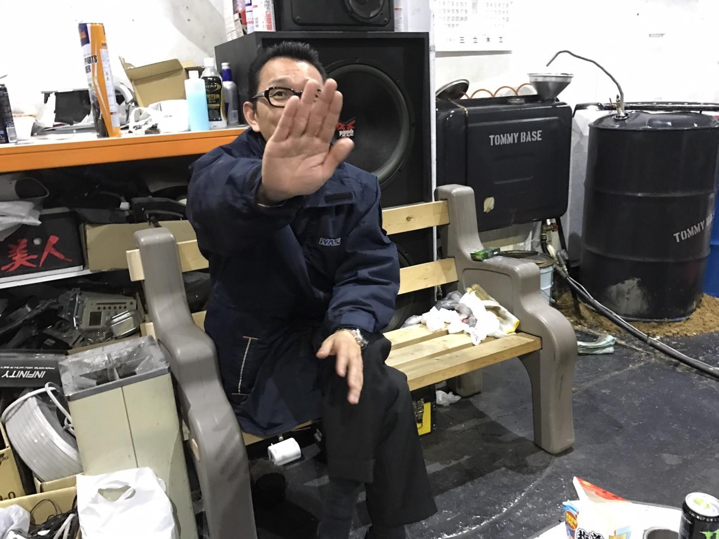 4月22日(土)TOMMY  BASE ともみブログ☆ランクル レクサス ハマー_b0127002_23153458.jpg