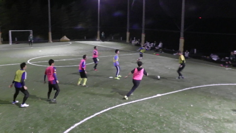 UNO 4/21(金) at UNOフットボールファーム_a0059812_02265566.jpg