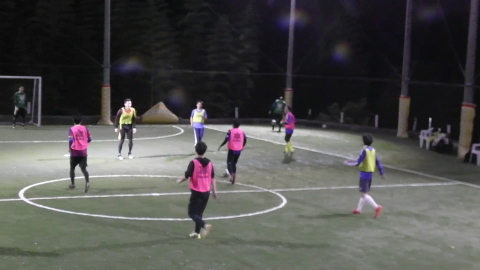 UNO 4/21(金) at UNOフットボールファーム_a0059812_02265650.jpg
