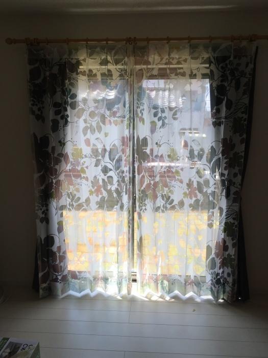 オーダーカーテン 川島織物セルコン フジエ タチカワブラインド TOSO_e0243413_09592098.jpg