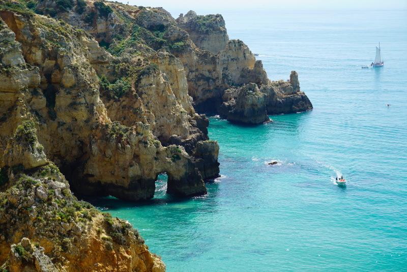 ポルトガル ラゴスの海。_d0355818_01130385.jpg