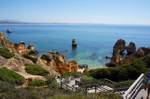 ポルトガル ラゴスの海。_d0355818_01162245.jpg