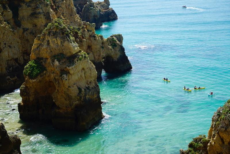 ポルトガル ラゴスの海。_d0355818_01390238.jpg