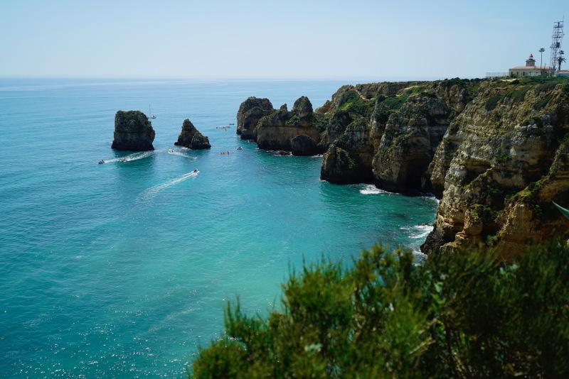 ポルトガル ラゴスの海。_d0355818_01420218.jpg