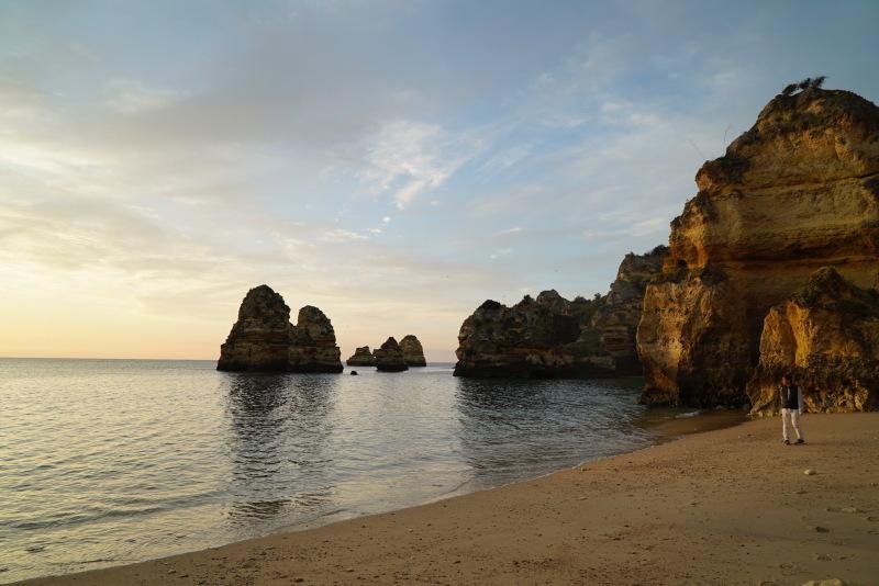 ポルトガル ラゴスの海。_d0355818_02035763.jpg