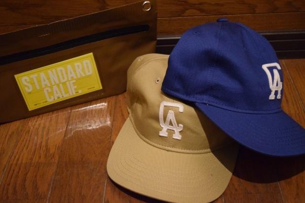 『SD CA Twill Baseball Cap』&『HIGHTIDE × SD Tarp Pouch』!!!_c0355834_19460246.jpg