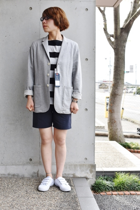 DAILY WORDROBE INDUSTRY ・・・ FUNCTION SHORTS・其の②_d0152280_13304567.jpg