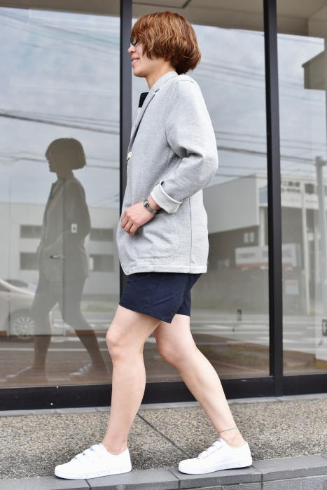 DAILY WORDROBE INDUSTRY ・・・ FUNCTION SHORTS・其の②_d0152280_13314729.jpg