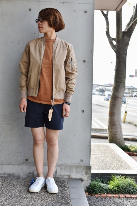 DAILY WORDROBE INDUSTRY ・・・ FUNCTION SHORTS・其の②_d0152280_13341090.jpg