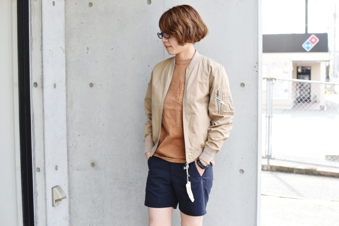 DAILY WORDROBE INDUSTRY ・・・ FUNCTION SHORTS・其の②_d0152280_13344732.jpg
