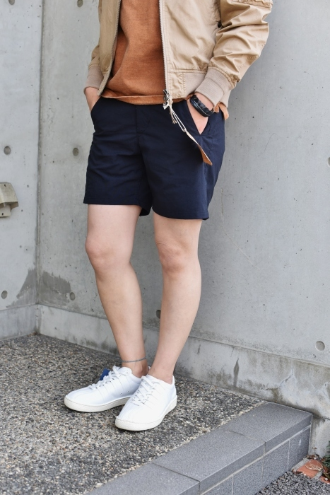 DAILY WORDROBE INDUSTRY ・・・ FUNCTION SHORTS・其の②_d0152280_13350705.jpg